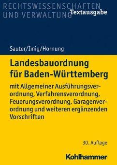 Landesbauordnung für Baden-Württemberg (eBook, ...
