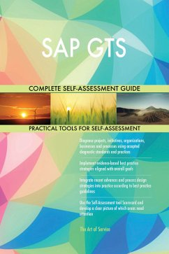 SAP GTS Complete Self-Assessment Guide (eBook, ...