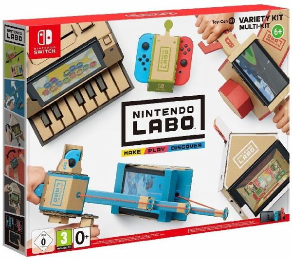 Nintendo Labo - Toy-Con 01 Multi-Set für Nintendo Switch