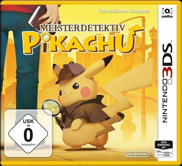 Meisterdetektiv Pikachu (3DS)