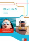 Blue Line 5. Workbook mit Audio-CD Klasse 9