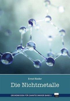 Die Nichtmetalle - Rieder, Ernst