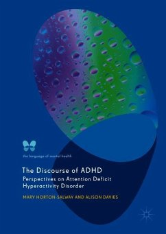 The Discourse of ADHD - Horton-Salway, Mary;Davies, Alison