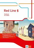 Red Line 5. Workbook mit Audio-CD Klasse 9