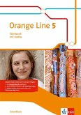 Orange Line 5 Grundkurs. Workbook mit Audio-CD Klasse 9