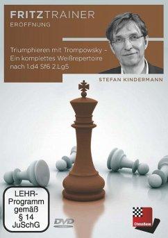 Triumphieren mit Trompowsky, 1 DVD-ROM
