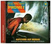 Raumschiff Promet - Rückkehr nach Moran, 1 Audio-CD