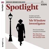Spotlight Krimi – Ms Winslow investigates (MP3-Download)