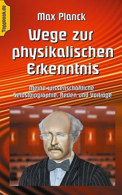 Wege zur Physikalischen Erkenntnis (eBook, ePUB) - Planck, Max