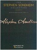 The Stephen Sondheim Collection, Piano & Vocal