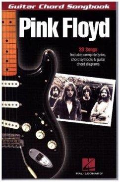 Pink Floyd Guitar Chord Songbook - Pink Floyd
