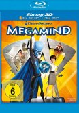 Megamind - 2 Disc Bluray