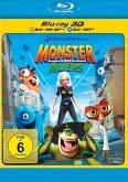 Monster und Aliens 3D-Edition