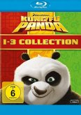 Kung Fu Panda 1-3 Collection BLU-RAY Box