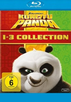 Kung Fu Panda 1-3 Collection BLU-RAY Box - Keine Informationen