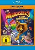 Madagascar 3 - Flucht durch Europa - 2 Disc Bluray