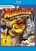 Madagascar 1-3 BLU-RAY Box