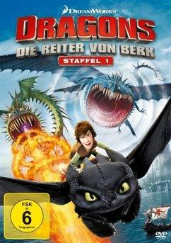 Dragons - Die Wächter von Berk Vol. 1 DVD-Box - Keine Informationen