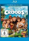 Die Croods Deluxe Edition