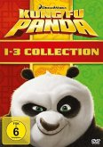 Kung Fu Panda 1-3 Collection DVD-Box