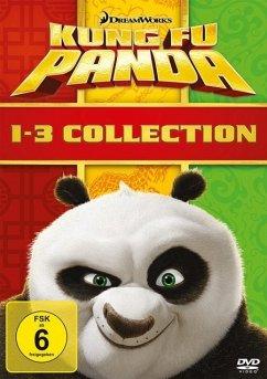 Kung Fu Panda 1-3 Collection DVD-Box - Keine Informationen