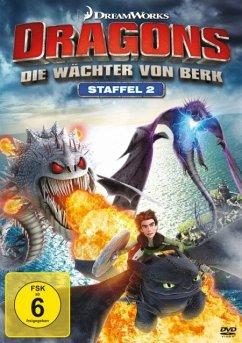 Dragons - Die Wächter von Berk - Volume 2 DVD-Box - Keine Informationen