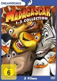 Madagascar 1-3 DVD-Box