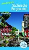 Wanderbuch Sächsische Bergbauden