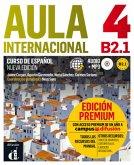 Aula internacional nueva edición 4. Libro del alumno + MP3-CD + Premium