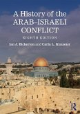 A History of the Arab-Israeli Conflict (eBook, ePUB)