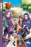 Disney Manga: Descendants - The Rotten to the Core Trilogy the Complete Collection