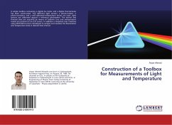 Construction of a Toolbox for Measurements of Light and Temperature