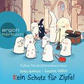 Kein Schatz für Zipfel - 10 kleine Burggespenster (Gekürzte Lesung) (MP3-Download)