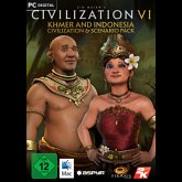 Sid Meier's Civilization VI Khmer and Indonesia Civilization & Scenario Pack (Download für Mac)