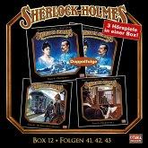 Gruselkabinett, Box 12: Folgen 44, 45, 47, 48 (MP3-Download)