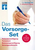Das Vorsorge-Set (eBook, ePUB)