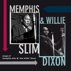 Songs Of Memphis Slim & Wee Willie Dixon (Ltd.180 - Memphis Slim & Dixon,Willie