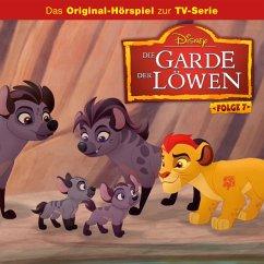 Disney / Die Garde der Löwen - Folge 07: Die Löwen des Schattenlandes/ Beshtis große Aufgabe (MP3-Download) - Arnold, Cornelia