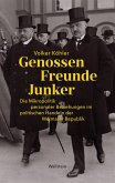 Genossen - Freunde - Junker (eBook, PDF)