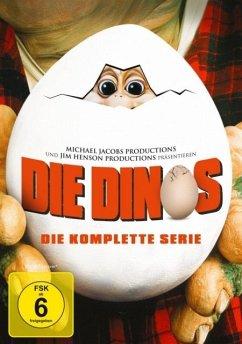 Die Dinos - Die komplette Serie DVD-Box - Dinos,Die