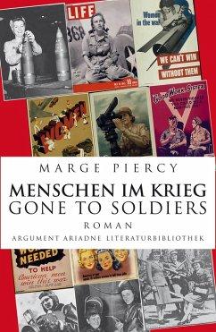 Menschen im Krieg - Gone to Soldiers (eBook, ePUB) - Piercy, Marge