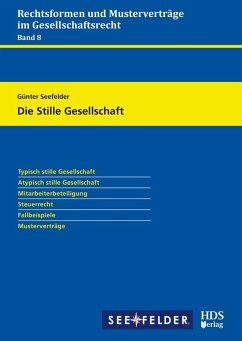 Die Stille Gesellschaft (eBook, PDF) - Seefelder, Günter