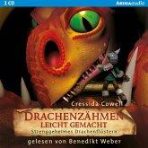Strenggeheimes Drachenflüstern / Drachenzähmen leicht gemacht Bd.3 (MP3-Download)