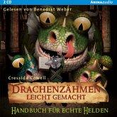 Handbuch für echte Helden / Drachenzähmen leicht gemacht Bd.6 (MP3-Download)
