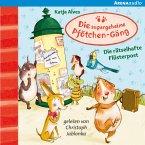 Die rätselhafte Flüsterpost / Die supergeheime Pfötchen-Gäng Bd.3 (MP3-Download)