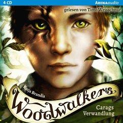 Carags Verwandlung / Woodwalkers Bd.1 (MP3-Download) - Brandis, Katja