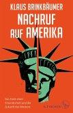 Nachruf auf Amerika (eBook, ePUB)