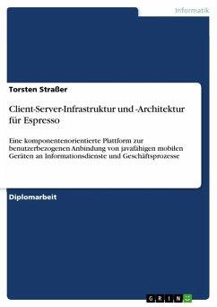 Client-Server-Infrastruktur und -Architektur für Espresso (eBook, ePUB)