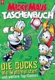 Die Ducks als Weltmeister und weitere Top-Comics / Micky Maus Taschenbuch Bd.9
