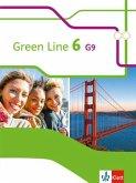 Green Line 6 G9. Schülerbuch Klasse 10. Flexibler Einband